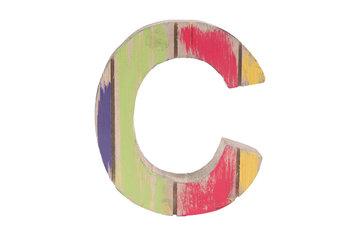 roots joy letter c afmeting letter 14 x 15