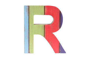 roots joy letter r afmeting 14 x 15